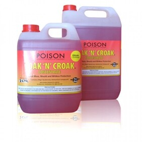 Soak n Croak Concentrate - Over 40 Litres