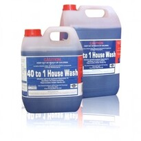 40 to 1 House Wash, 20 Litres