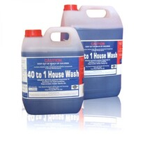40 to 1 House Wash, 5-10 Litres