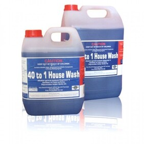 40 to 1 House Wash - 10 Litres